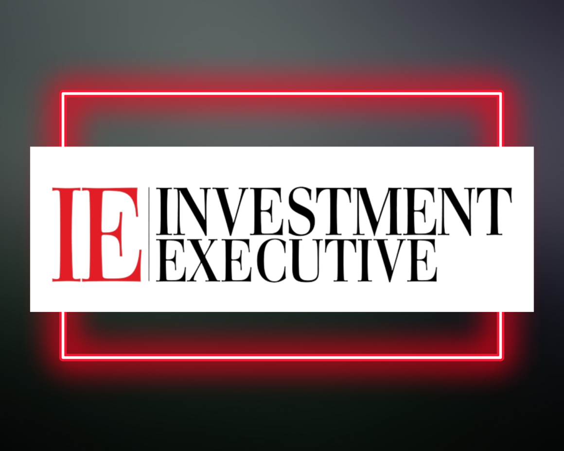 Investment Executive Header Image